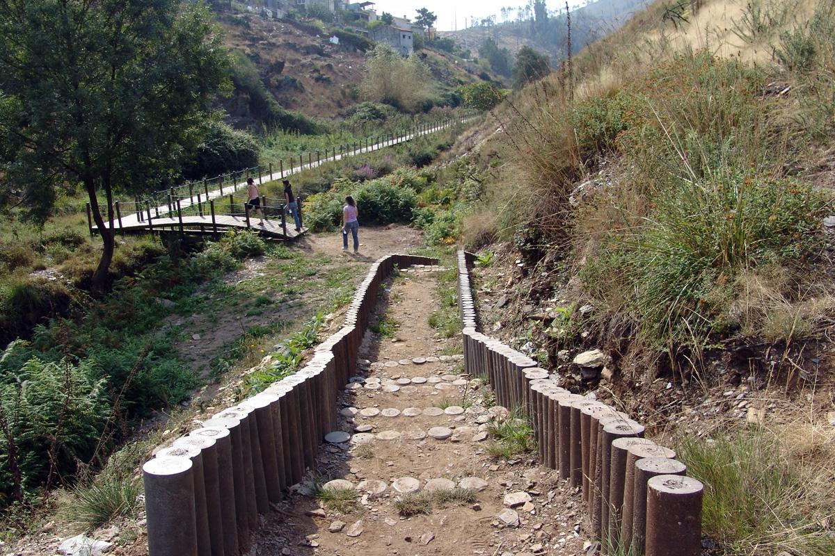 Percurso pedestre Corredor Ecológico