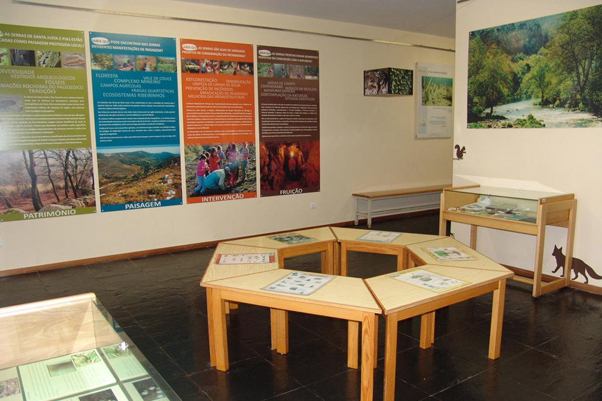 Centro de Interpretação Ambiental da Santa Justa