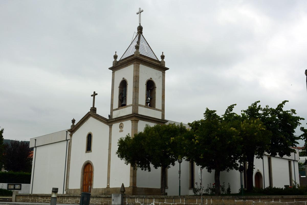 Igreja Matriz de Melres