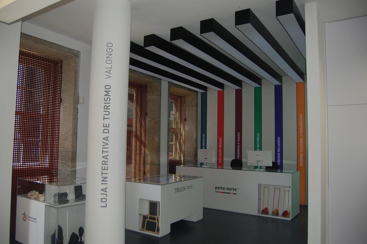 Loja Interativa de Turismo de Valongo