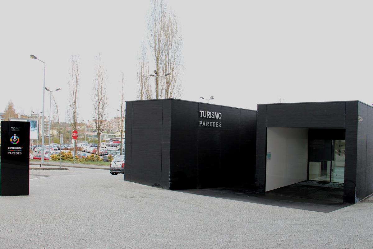 Loja Interativa de Turismo de Paredes