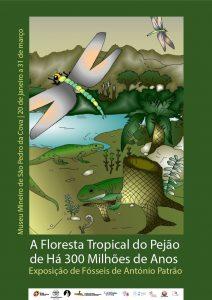 A Floresta Tropical do Pejão de há 300Ma